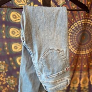 Urban Outfitters BDG light high rise skinny jeans